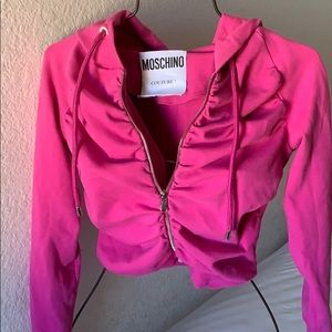 MOSCHINO couture sweater